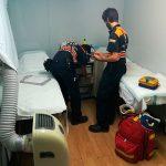 """Tres asistencias sanitarias en una noche """"tranquila"""" en el Ferial"""