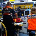 Ciudad Real: Una persona fue trasladada al hospital durante la noche de feria del viernes