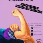 El Colectivo Espinas habilita una línea de teléfono para denunciar agresiones sexistas en la Feria de Ciudad Real