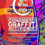 Ciudad Real: Grafiti para concienciar contra la trata