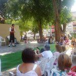 Txikolini cierra la programación infantil en los Jardines del Prado