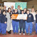 Eurocaja Rural apoyó más de 300 acciones sociales en el primer semestre