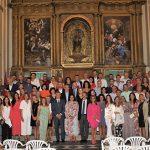 El presidente deEurocaja Rural apadrina el XXV Aniversario de la 3ª Promoción de Ciencias Económicas y Empresariales de laUCLM