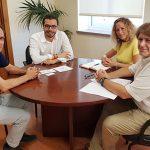 El Gobierno regional y AJE Ciudad Real apuestan por establecer nuevas líneas de trabajo en favor del desarrollo empresarial de los jóvenes