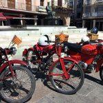 Con la concentración de motos Guzzi arranca la Semana Europea de la Movilidad en Ciudad Real