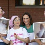 Concentración mujeres mastectomizadas 2