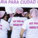 Concentración mujeres mastectomizadas 4