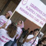 Concentración mujeres mastectomizadas 5