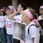 Concentración mujeres mastectomizadas 7