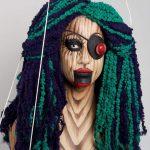 Taller de maquillaje de Halloween