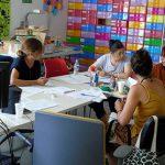 Ciudad Real: El Espacio Joven acoge la creatividad y la imaginación de las monitoras del Plan de empleo