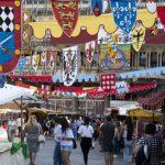 Ciudad Real: Abre al público el Gran Mercado Medieval Alfonsí
