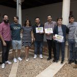 Sugarcrush, con 'Espinete', repite primer premio en la segunda edición de Suena CR