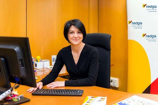 Raquel Vallejo_directora NEDGIA CLM