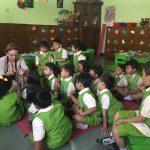Una higienista dental de Alovera (Guadalajara) participa en una iniciativa para llevar la atención bucodental a población de Indonesia
