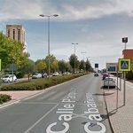 Ciudad Real: Trasladan al hospital a una mujer embarazada que resultó atropellada en un paso de peatones de la avenida Parque de Cabañeros