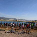 El Club Cicloturista Caminos y Cañadas visita las instalaciones de la mina Emma de Encasur