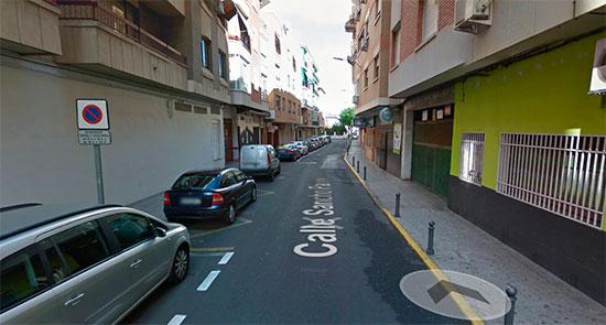 calle-sancho-panza