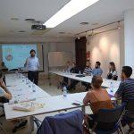 Una quincena de profesionales inicia su formación en una nueva edición del Curso de Sumiller de la Cámara