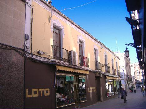 Antiguo edificio de Correos y Postas en Ciudad Real, Siglo XIX