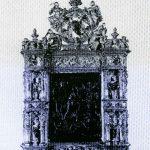 Portapaz de Uclés de la Catedral de Ciudad Real