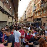 Puertollano: Cervezada polémica, pero sin incidentes