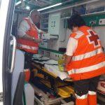 Cinco personas atendidas por Cruz Roja en el último encierro de  Almodóvar del Campo