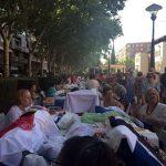 Puertollano: Sabor a tradición en el Encuentro Nacional de Encajeras