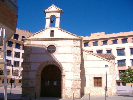 Ermita de Los Remedios del Siglo XVIII