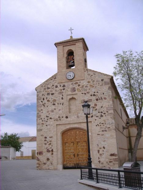 Iglesia de la pedanía de Las Casas