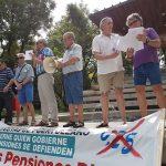 """""""No queremos mentiras, ya somos mayorcitos"""": Jubilados y pensionistas de Puertollano vuelven a a la carga en defensa de sus derechos"""