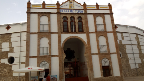 La Plaza de Toros del siglo XIX