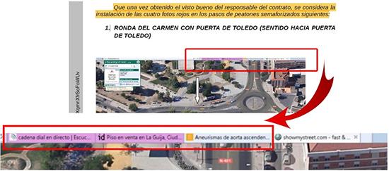 Ilustración 3: Detalle de certificado de Junta de Gobierno Local. Fuente: ciudadreal.es