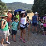 Cientos de romeros se dirigen desde La Mancha a Guadalupe por los caminos de peregrinación