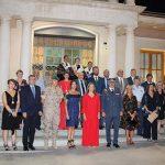 El coronel Jefe de la Base Aérea de Alcantarilla inauguró con su pregón la XLIII Fiesta de la Vendimia de Socuéllamos