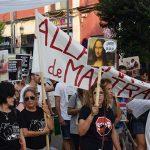 Antitaurinos se manifiestan en Alcázar de San Juan contra el «asesinato» de animales