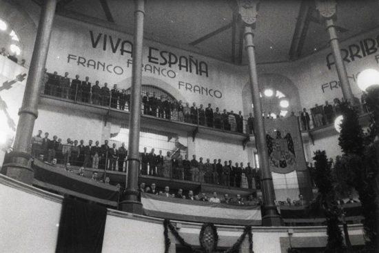 Cárcel Modelo (1941) Autor Pérez de Rozas – Arxiu Fotogràfic de Barcelona
