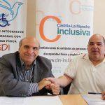 Puertollano: CLM Inclusiva y AISDI firman un acuerdo de colaboración
