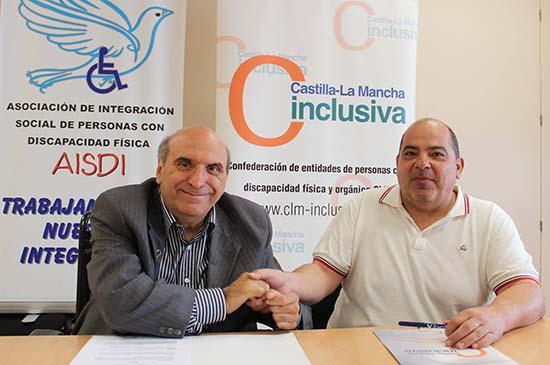 Acuerdo CLM Inclusiva AISDI