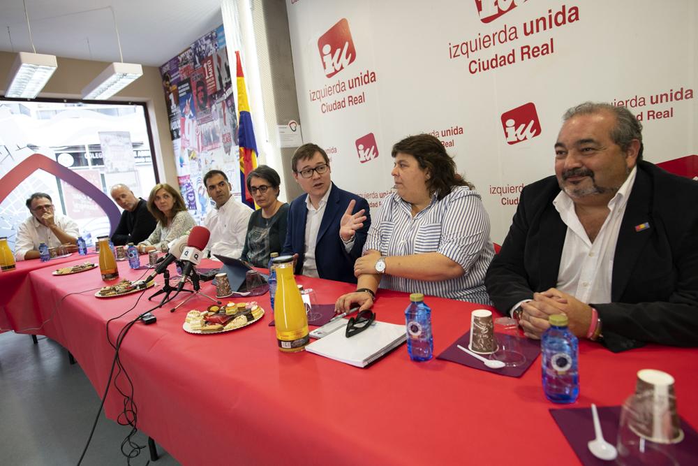 Candidaturas IU provincia - 1