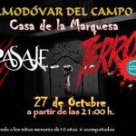 """Almodóvar tendrá """"Pasaje del Terror"""" para los más jóvenes, el próximo sábado"""