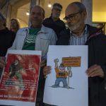 """Ciudad Real: Los jubilados de la Coordinadora advierten de que el verdadero """"agujero"""" de España está en la fiscalidad y en la precariedad laboral"""