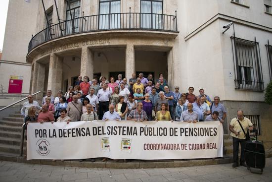 Concentración pensionistas - 1