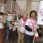 Concentración plataforma mujeres mastectomizadas - 2