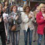 Concentración plataforma mujeres mastectomizadas - 4