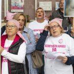 Concentración plataforma mujeres mastectomizadas - 6