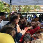 200 escolares de Ciudad Real participan en el Día Mundial del Pan