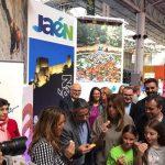 """Ciudad Real promociona el Pan de Cruz dentro de la Feria de Turismo """"Tierra Adentro"""" de Jaén"""