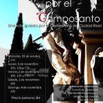 """Ciudad Real: El Ayuntamiento vuelve a organizar los """"Paseos por el Camposanto"""" para conocer el patrimonio del Cementerio"""