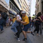 Vídeo: El charlestón de Swing Ciudad Real se hace viral